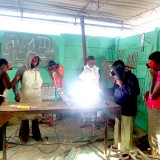 Girls Welding group training copy